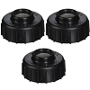 3 Right Hand Thread Spool Retainer for Ryobi CS30 & Homelite ST145 Trimmers