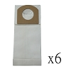 6 Vacuum Cleaner Bags for Hand Vac Bag Type G Dirt Devil 3010347001