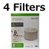 Emerson MAF1 MAF-1 Humidifier Wick Filter Genuine 4 Pack