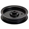Flat Idler Pulley Replaces Cub Cadet 01004081, 756-3005