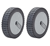 Push Mower Wheel Compatible with Murray 71131 71132MA 071132 (2-Pack)