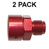 2 Paintball Tank to Co2 Disposable Mini Tank Adapter