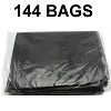 144 Pack Broan 12 Inch Plastic Trash Compactor Bags 93620008 S93620008