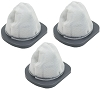 (3) Stick Vac Filter for Bissell 3 in 1 38B1 203-7423