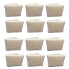 12 Replacement Kenmore EF2 & Emerson MAF2 Humidifier Filter - Original Size