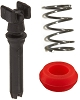 Hoover Steamvac Solution Tank Valve, Seal, and Spring Kit