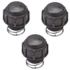 3 Bump Knobs for Yard Man Trimmers