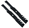 2 G5 Lawn Mower Deck Blades for 42