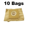 Vacuum Bags for Bissell Canister Zing 22Q3 2037500, 2037960, 77F8 10 Pack