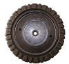 "Genuine Troybilt MTD Yardman Self Propelled 8"" Drive Wheel 734-2042"