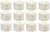 12 Humidifier Filter Pads Replace  Honeywell HW-14 - 12 Pack