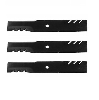 3 Blades for Dixon 539105711 Mower