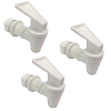 3 Tomlinson Water Cooler White Spigot 1009314