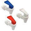 Spigot Water Crock Replacement for Tomlinson Blue, White, Red Faucet Dispenser