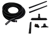 30' Central Vac Garage Kit w/ Hose, Tools for Beam, Nutone, Electrolux, Vacuflo