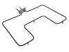Bake Element for Frigidaire 318255006 Range Oven Heating