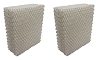 Humidifier Wick Filter for Bemis 8266, 826 800, 8268, 8167 - 2 Pack