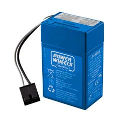 Power Wheels Lil Enforcer Jeep Battery Replacement