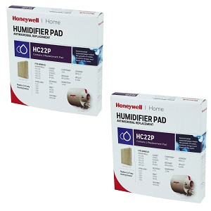 Honeywell HC22P HE220 Whole House Humidifier Pad 2 Pack