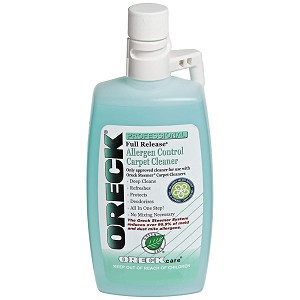 Oreck Carpet and Hard Floor Cleaner 40032-03, 40257-01