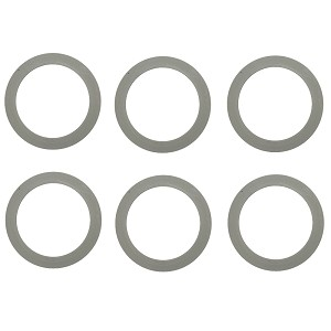 Sunbeam Oster Blender Blade Sealing Ring Gaskets (6-Pack)