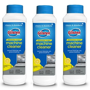 Dishwasher Magic Cleaner and Disinfectant DM12T, 3 Pack