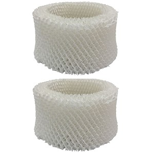 Fits Holmes HWF62PDQ-U HWF62 Type A Comparable Humidifier Filter 2 Pack