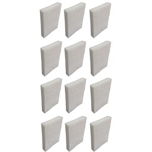 12 Wick Humidifier Filters for Lasko 1129