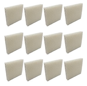 12 Wick Humidifier Filters for Duracraft DA1005