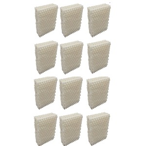 Humidifier Filter for Robitussin RCM832 DH832 (12 Pack)
