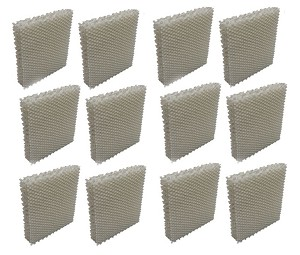 Humidifier Filter Replacement for Bionaire SW2002P - 12 Pack