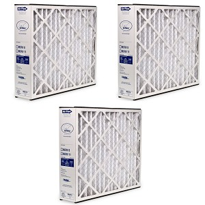 3 Air Bear Trion 20x25x5 Genuine Filters