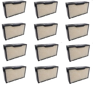 12 Humidifier Filter Wick for Bemis CB41
