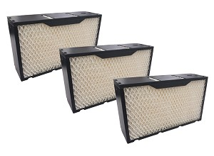 EFP Humidifier Filters for 1041 Aircare Essick Air Bemis Model Humidifiers Replacement Wicking Filters | Includes 3 Aftermarket Filters
