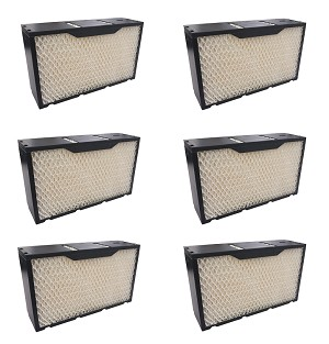 6 Humidifier Filter for Essick Air 696-400, 697-500HB