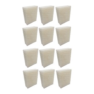 Humidifier Filter for Bionaire W6 W6S W-6 W7 W9 W9s - 12 Pack