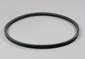White Westinghouse Washing Machine Compatible V-Belt Replaces 134161100