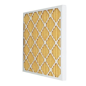 16x25x1 Furnace Filter MERV 11 Case of 12 Air Cleaner for Honeywell