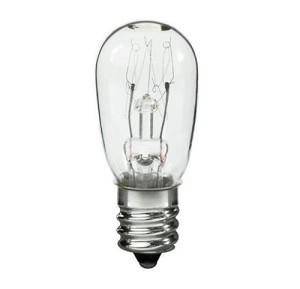 Dryer Light Bulb, 10 Watts, Replaces General Electric WE4M305, GE Dryer Light