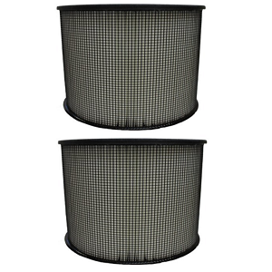 HEPA Air Purifier Replacement Filter for Filter Queen Defender 4000 2 Pack