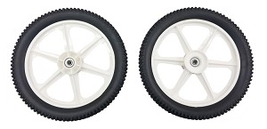 532189159 AYP Craftsman Push Mower Wheel 14x2 (2-Pack)