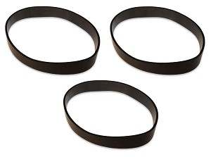 Stretch Replacement Belts for Hoover T-Series AH20080, 38528058, 562932001 3/pk