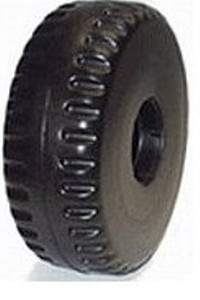 PowerWheels Harley Drive Wheel Replacement Tire 74290-2269