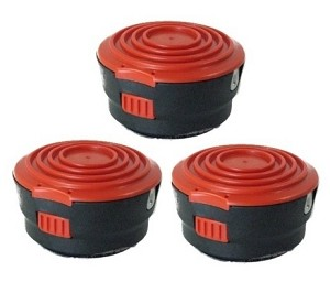 Black & Decker RC-080-P Spool Cover for GH1000 GrassHog String Trimmer (3-Pack)