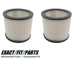 2 Filter Cartridge for Shop Vac 9030400 Wet Dry 903-04-00 H12