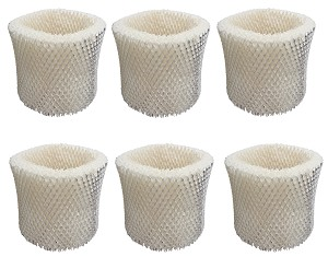 6 Humidifier Filters for Holmes HM-1745