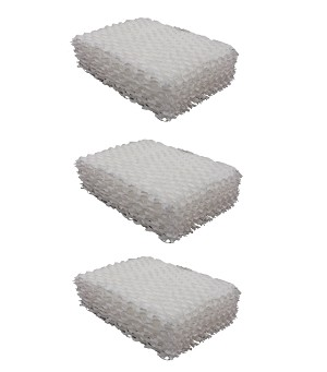 EFP Humidifier Filters for Duracraft AC-809, DH803, AC-815 Model Humidifiers Replacement Wicking Filters | Includes 3 Aftermarket Filters