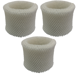 Humidifier Filter Wick for Honeywell HCM-890 (3 Pack)
