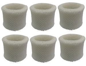 6 Humidifier Filter Wick for Duracraft D88