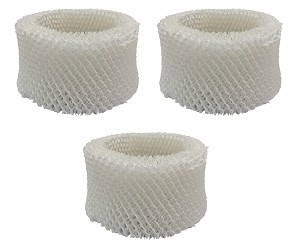 3 Humidifier Filters for Sunbeam SCM1702